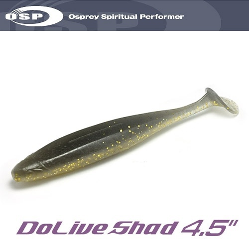 [OSP] 도라이브 쉐드 4.5인치 (DOLIVE SHAD 4.5inch)